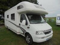 Swift Kontiki 655 Vogue 4 berth separate shower Motorhome for sale