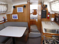 Cal 34 Ideal live aboard
