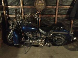 1997 Harley Davidson Heritage Soft tail