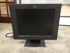 "Free - IBM 15"" Monitor"