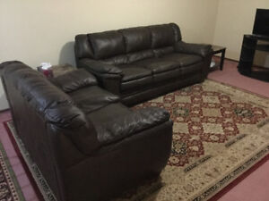 ***SOFA AND LOVE SEAT FOR SALE***