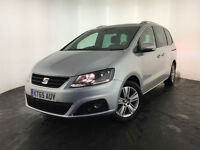 2016 SEAT ALHAMBRA SE TDI DIESEL AUTOMATIC 1 OWNER FROM NEW FINANCE PX