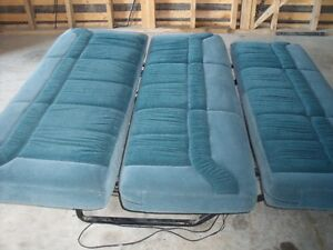 ELECTRIC BENCH SEAT