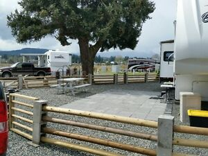RV Pad for Winter Rent (5 months) in Parksville, BC