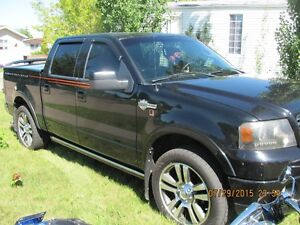 2007 Ford F-150 Supercharged  Harley-Davidson Pickup Truck
