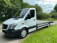 2014 Mercedes-Benz Sprinter RECOVERY TRUCK CDI 313 RECOVERY TRUCK Diesel Automat
