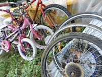 Free Recycling Bicycle Service
