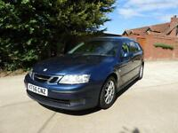 Saab 9-3 1.8t SportWagon '07 Linear Sport 2 Previous Owners Great Service Record