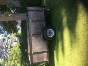 Demenagement moving with trailer and carHave trailer and car an