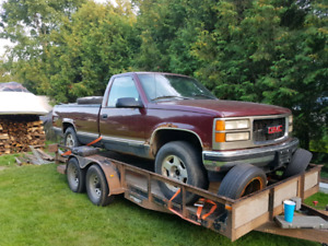 Parts from 98 Chevy z71