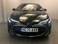 2020 Toyota Corolla 2.0 VVT-i Hybrid Excel 5dr CVT HATCHBACK Petrol/Electric Hyb