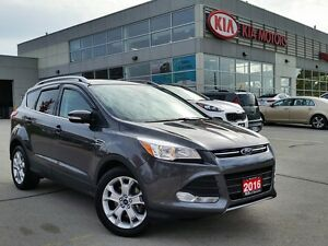 2016 Ford Escape Titanium AWD | HTD SEATS | CAMERA