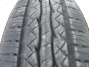 2 TIRES WITH RIMS FOR 1988-1992 COROLLA SIZE 155/80/13