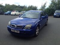 Vauxhall Vectra, 2005, 1.8, 3 Months Mot, 95,000 Miles...