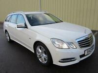 2012 12 MERCEDES-BENZ E CLASS 2.1 E220 CDI BLUEEFFICIENCY SE (EXECUTIVE)