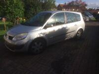 Renault grand scenic full mot
