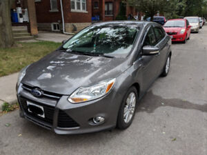 2012 Ford Focus SEL FlexFuel - $8,800
