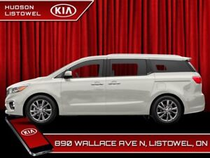 2019 Kia Sedona SX+  - Sunroof -  Leather Seats