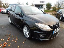 Seat Ibiza 1.4 16v 85 2009 Sport [Black Edition] **Finance from £103 a month**