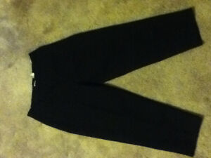 Womens Jessica Black Dress pants Size 12