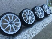 "18"" Rims MultiBolt Pattern Fits Many Cars"