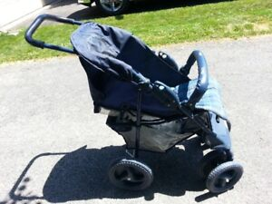 Baby Stroller and baby carrier