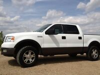 MUST SELL ASAP 05 FORD F150 FX4