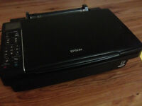 WIFI Epson printer&Scanner for sale