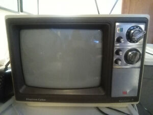 Vintage Television - better price than E-Bay!