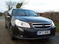 2009 09 Plate Chevrolet Epica 2.0 VCDi Auto LT In Black