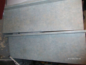 For sale: 2 pieces of kitchen or bathroom countertop