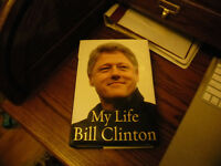 """""""My Life"""" by Bill Clinton - Delivery"""