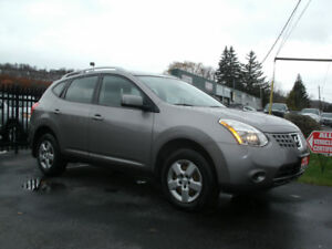 2009 Nissan Rogue S AWD: Only 140K, Financing Available!
