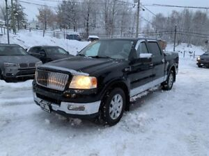 "Lincoln Mark LT 2WD Supercrew 139"" 2006"