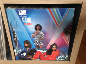 KOOL AND THE GANG Celebrate VINYL LP
