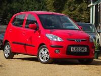 2009 Hyundai i10 1.2 Comfort - 1 OWNER FROM NEW - FSH - 95K - £30 ROAD TAX
