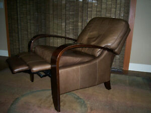 Luxurious Leather LazyBoy Recliner