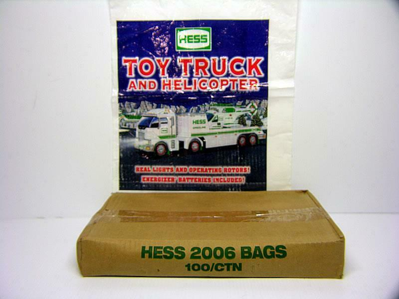 Case of 2006 Hess Bags - 100ct