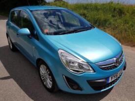 Vauxhall/Opel Corsa 1.2i 16v ( 85ps ) ( a/c ) 2012MY SE