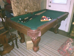 Pool Table Small
