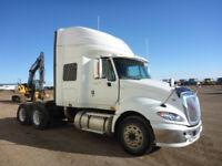 2012 INTERNATIONAL PROSTAR+ Eagle Sleeper Truck Calgary Alberta Preview