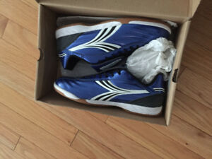 Indoor soccer shoes New in box