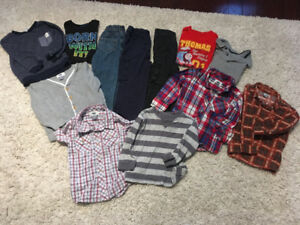 Boys size 3  - shirts, pants, jeans