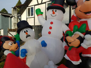Christmas yard blow ups for sale