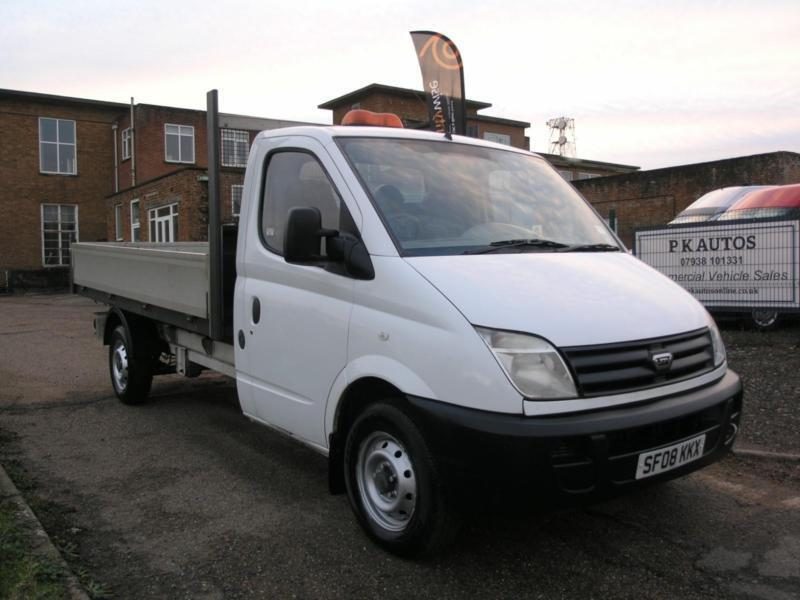 822c6644d4 2008 LDV MAXUS 2.5CDI 120ps 3.5t LWB CHASSIS CAB DROPSIDE TRUCK