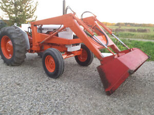 885 +1210 David Browns  with loaders  Price Reduced