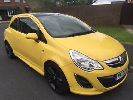 **Reduced** Vauxhall Corsa 1.2 Limited Edition for sale £6,000