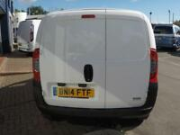 2014 Citroen NEMO 660 ENTERPRISE HDI VAN Manual Small Van