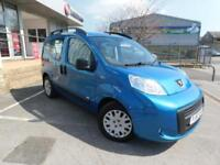 2013 PEUGEOT BIPPER TEPEE SPECIAL EDITION 1.3 HDi 75 Style 5dr [non Start Stop]