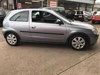 Vauxhall Corsa 1.2i 16v SXi 3 DOOR - 2006 06-REG - 10 MONTHS MOT
